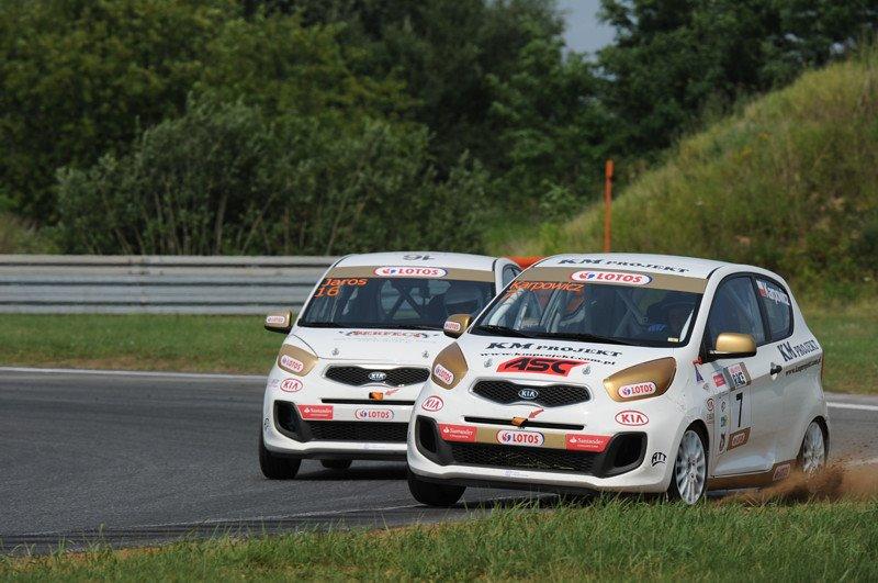 Zdjęcie z wyścigu