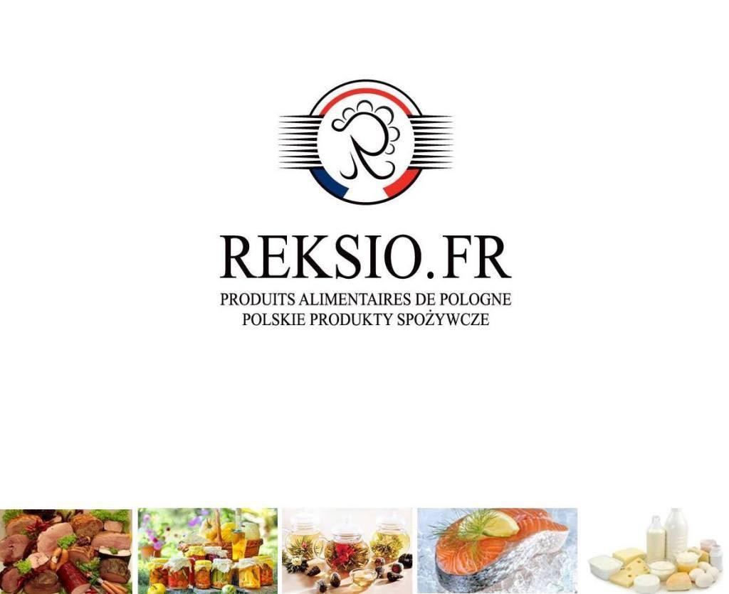 Logo polsko-francuskiej firmy reksio.fr