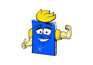 Brand hero na przykładzie Super Module Man z firmy BBSolar